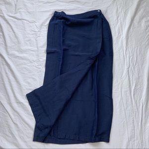 Eileen Fisher Wrap Skirt